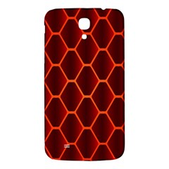 Snake Abstract Pattern Samsung Galaxy Mega I9200 Hardshell Back Case