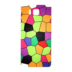 Stained Glass Abstract Background Samsung Galaxy Alpha Hardshell Back Case