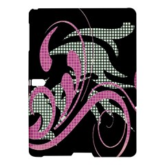 Violet Calligraphic Art Samsung Galaxy Tab S (10 5 ) Hardshell Case