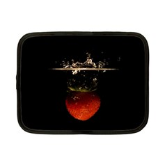 Strawberry Netbook Case (small)  by Nexatart