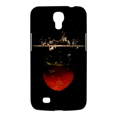 Strawberry Samsung Galaxy Mega 6 3  I9200 Hardshell Case by Nexatart