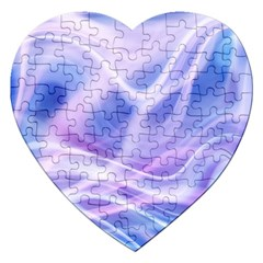 Abstract Graphic Design Background Jigsaw Puzzle (heart)