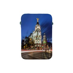 Architecture Building Exterior Buildings City Apple Ipad Mini Protective Soft Cases by Nexatart