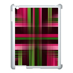 Background Texture Pattern Color Apple Ipad 3/4 Case (white) by Nexatart