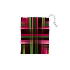 Background Texture Pattern Color Drawstring Pouches (xs)  by Nexatart