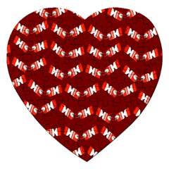 Christmas Crackers Jigsaw Puzzle (heart)