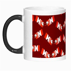 Christmas Crackers Morph Mugs
