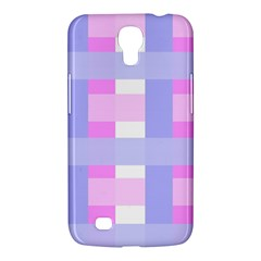 Gingham Checkered Texture Pattern Samsung Galaxy Mega 6 3  I9200 Hardshell Case