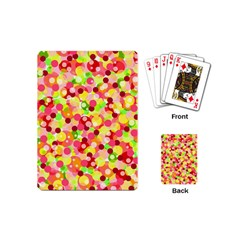 Playful Bubbles Playing Cards (mini)