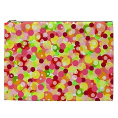 Playful Bubbles Cosmetic Bag (xxl)
