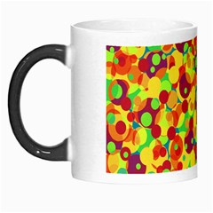 Bubbles Pattern Morph Mugs by Valentinaart