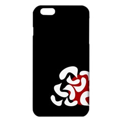 Elegant Abstraction Iphone 6 Plus/6s Plus Tpu Case by Valentinaart
