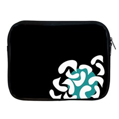 Elegant Abstraction Apple Ipad 2/3/4 Zipper Cases by Valentinaart
