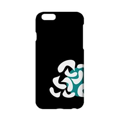 Elegant Abstraction Apple Iphone 6/6s Hardshell Case by Valentinaart