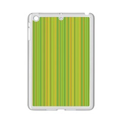 Green Lines Ipad Mini 2 Enamel Coated Cases by Valentinaart