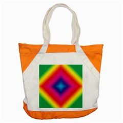 Hippie  Accent Tote Bag by Valentinaart