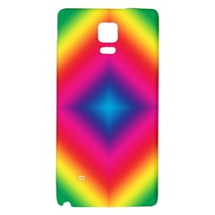 Hippie  Galaxy Note 4 Back Case by Valentinaart