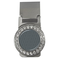 Gray Pattern Money Clips (cz)