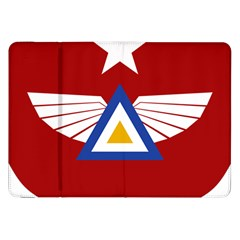 Emblem Of The Myanmar Air Force Samsung Galaxy Tab 8 9  P7300 Flip Case by abbeyz71