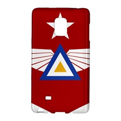 Emblem Of The Myanmar Air Force Galaxy Note Edge by abbeyz71