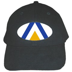 Roundel Of The Myanmar Air Force Black Cap by abbeyz71