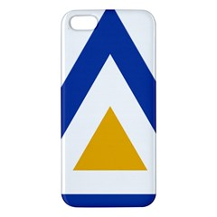 Roundel Of The Myanmar Air Force Iphone 5s/ Se Premium Hardshell Case by abbeyz71
