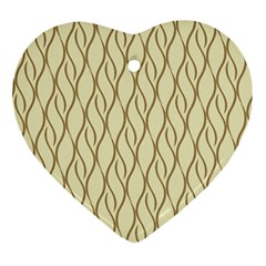 Elegant Pattern Ornament (heart)