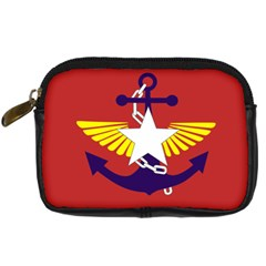 Flag Of The Myanmar Armed Forces Digital Camera Cases by abbeyz71