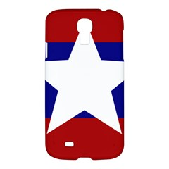 Flag Of The Bureau Of Special Operations Of Myanmar Army Samsung Galaxy S4 I9500/i9505 Hardshell Case by abbeyz71