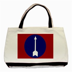 Flag Of Myanmar Army Northern Command  Basic Tote Bag by abbeyz71