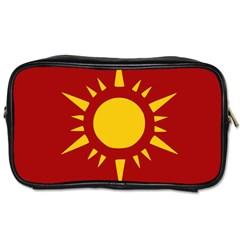 Flag Of Myanmar Army Northeastern Command Toiletries Bags by abbeyz71