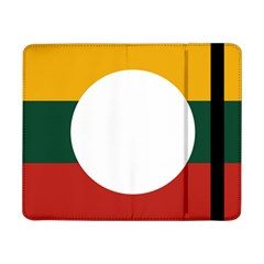 Flag Of Myanmar Shan State Samsung Galaxy Tab Pro 8 4  Flip Case by abbeyz71