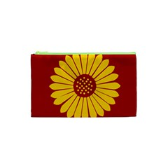 Flag Of Myanmar Army Eastern Command Cosmetic Bag (xs) by abbeyz71