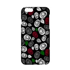 Elegant Roses Design Apple Iphone 6/6s Hardshell Case