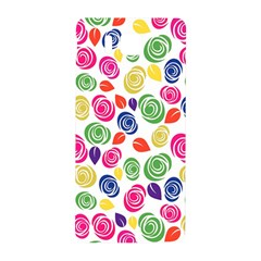Colorful Roses Samsung Galaxy Alpha Hardshell Back Case by Valentinaart