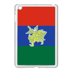 Flag Of Myanmar Kayah State Apple Ipad Mini Case (white) by abbeyz71