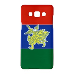 Flag Of Myanmar Kayah State Samsung Galaxy A5 Hardshell Case  by abbeyz71