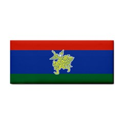 Flag Of Myanmar Kayah State Cosmetic Storage Cases by abbeyz71