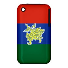 Flag Of Myanmar Kayah State Iphone 3s/3gs by abbeyz71