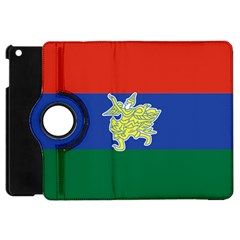 Flag Of Myanmar Kayah State Apple Ipad Mini Flip 360 Case by abbeyz71