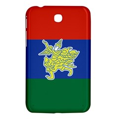 Flag Of Myanmar Kayah State Samsung Galaxy Tab 3 (7 ) P3200 Hardshell Case  by abbeyz71