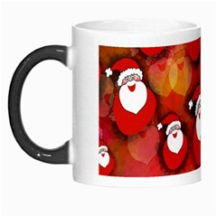 Seamless Santa Tile Morph Mugs