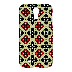 Seamless Tileable Pattern Design Samsung Galaxy S4 I9500/i9505 Hardshell Case by Nexatart