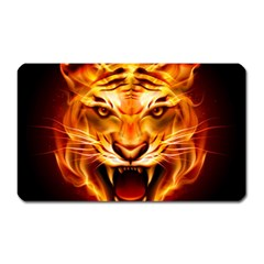 Tiger Magnet (rectangular)
