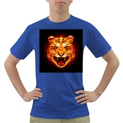 Tiger Dark T Shirt