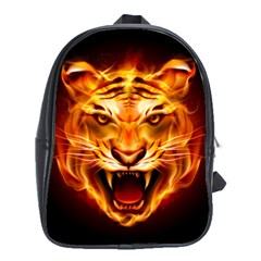 Tiger School Bags (xl)