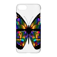 Abstract Animal Art Butterfly Apple Iphone 7 Hardshell Case