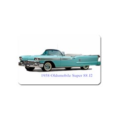 1958 Oldsmobile Super 88 J2 2a Magnet (name Card) by Jeannel1
