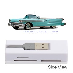 1958 Oldsmobile Super 88 J2 2a Memory Card Reader (stick)  by Jeannel1