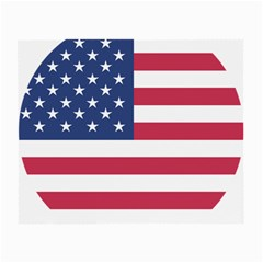 American Flag Small Glasses Cloth